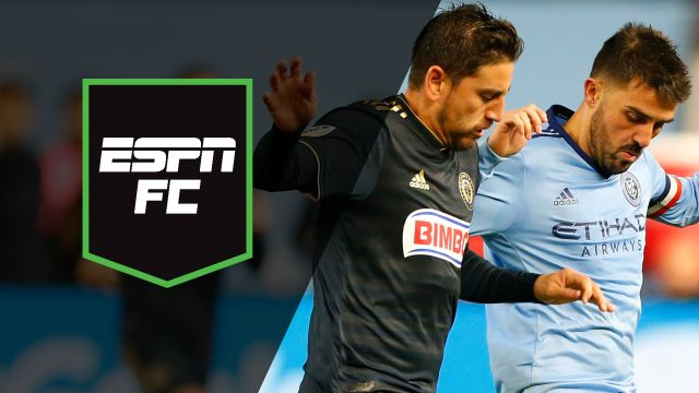 Thu, 11/1 - ESPN FC: MLS Playoffs underway