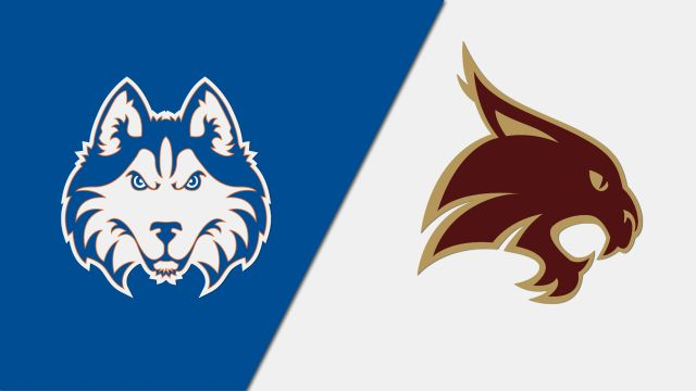 Houston Baptist vs. Texas State (M Basketball)