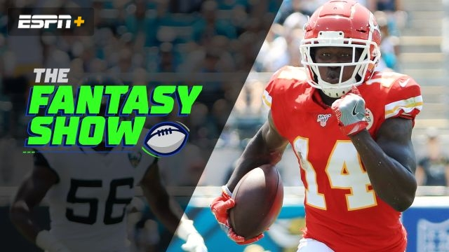 Thu, 9/12 - The Fantasy Show: Week 2 loves & hates