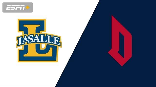 La Salle vs. Duquesne (W Volleyball)