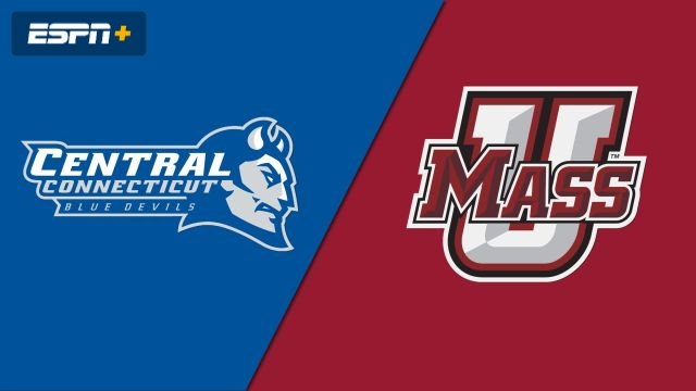 Central Connecticut vs. UMass (M Basketball)