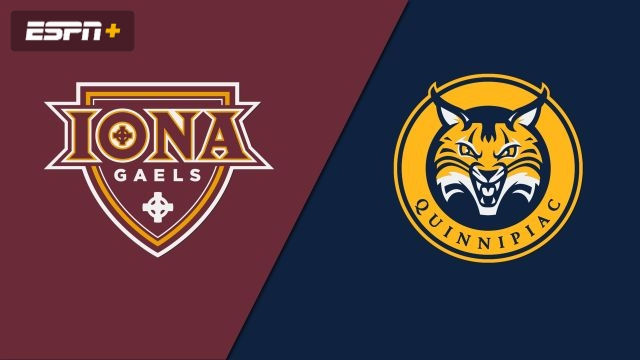 Iona vs. Quinnipiac (Semifinal) (M Soccer)