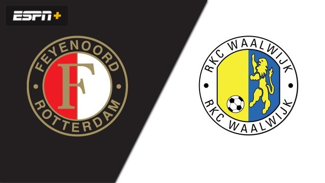 Feyenoord vs. RKC Waalwijk (Eredivisie)