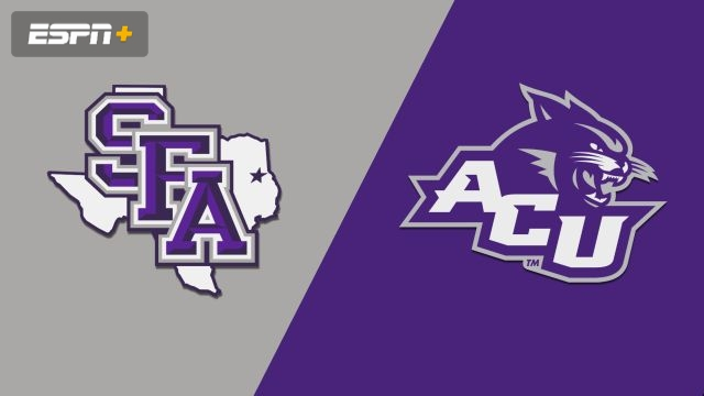 Stephen F. Austin vs. Abilene Christian (Football)