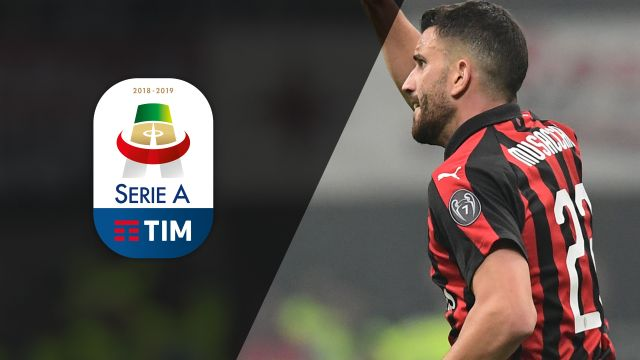 Sun, 3/17 - Serie A Weekly Highlight Show: Thriller in Milan Derby
