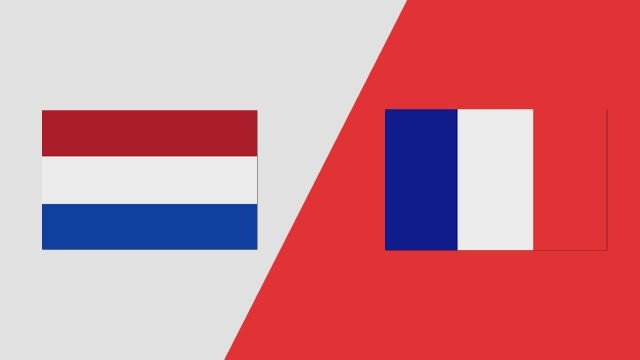 Netherlands vs. France (2018 FIL World Lacrosse Championships)