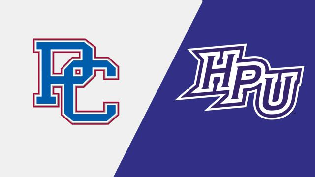 Presbyterian vs. High Point (W Volleyball)