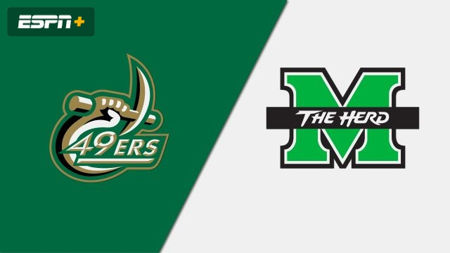 Charlotte vs. Marshall (M Basketball)