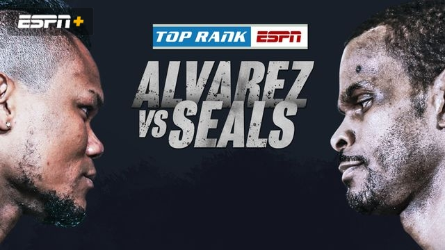 Alvarez vs. Seals (Main Card)