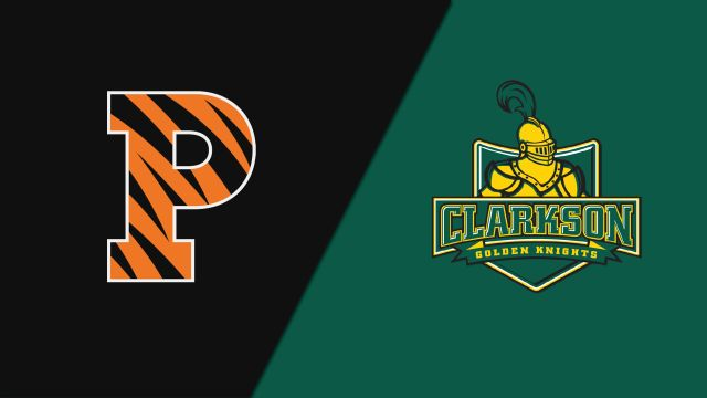 #6 Princeton vs. #4 Clarkson (W Hockey)