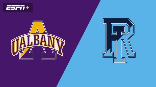 Albany vs. Rhode Island (W Volleyball)