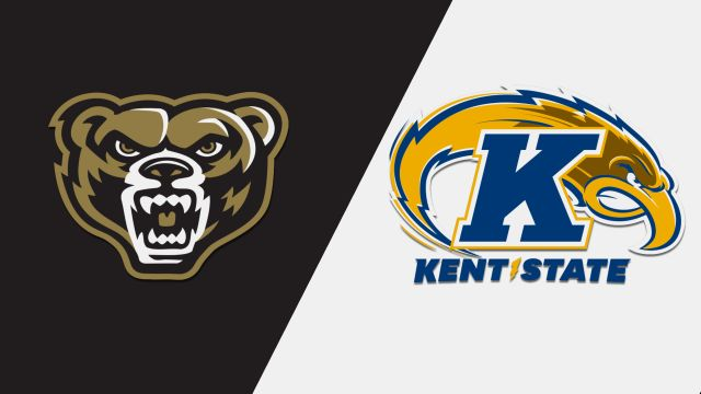 Oakland vs. Kent State (W Basketball)