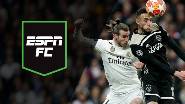 Tue, 3/5 - ESPN FC: End of an era?