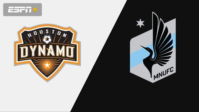 Houston Dynamo vs. Minnesota United FC (Round of 16) (U.S. Open Cup)