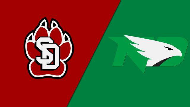 South Dakota vs. North Dakota (W Volleyball)