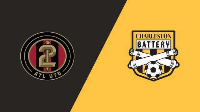 Atlanta United FC 2 vs Charleston Battery