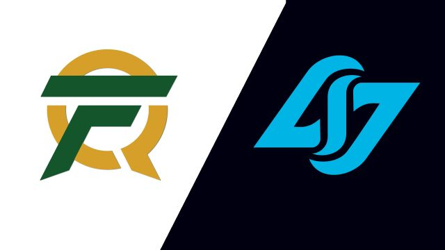 FlyQuest vs Counter Logic Gaming