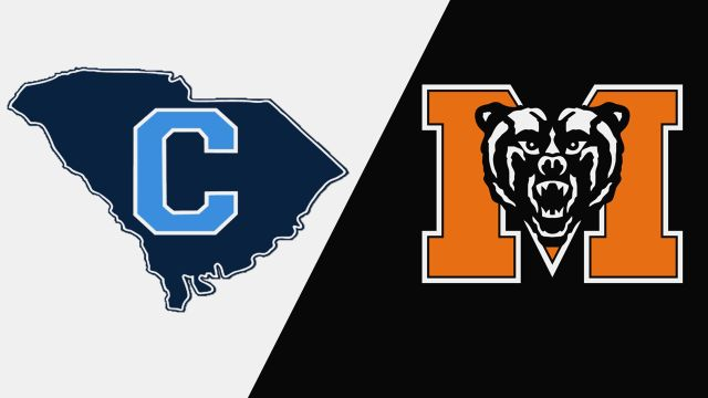 Citadel vs. Mercer (Baseball)