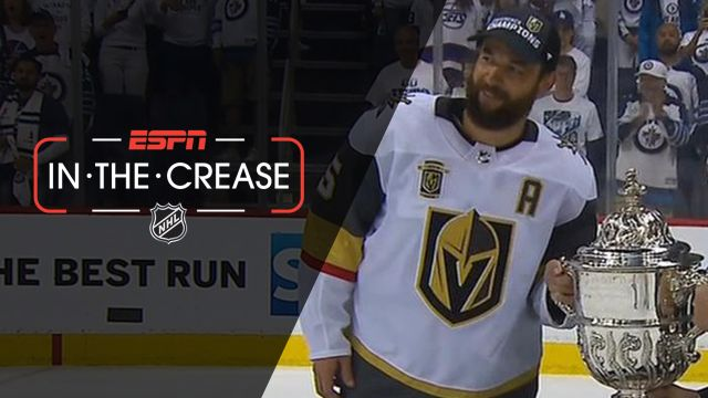 Mon, 5/21 - In the Crease