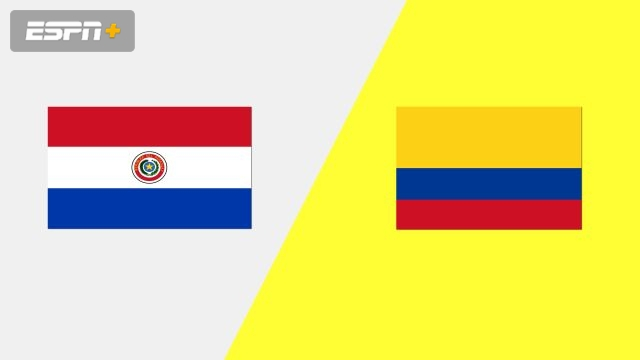 Paraguay vs. Colombia (Group Phase)