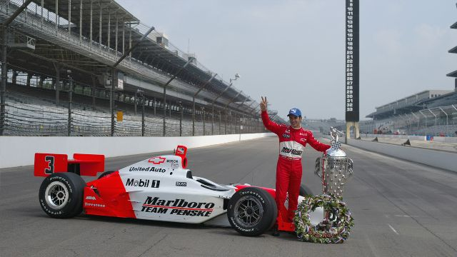 2002 Indy 500