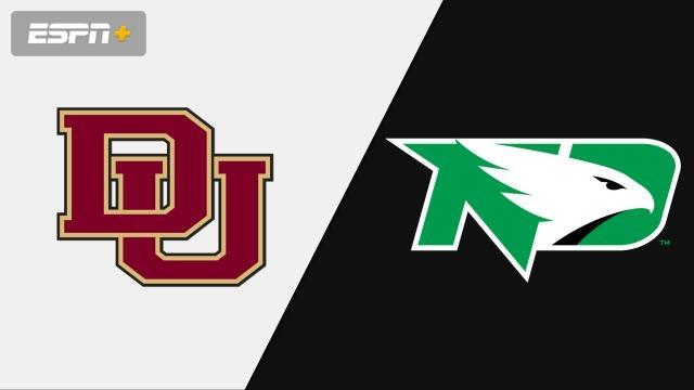 Denver vs. North Dakota (M Basketball)