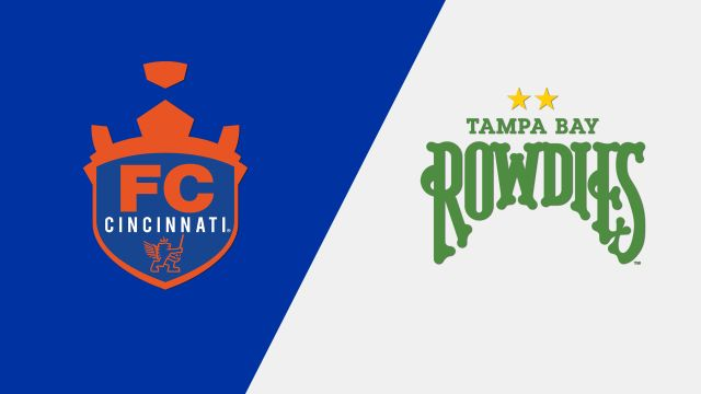 FC Cincinnati vs. Tampa Bay Rowdies