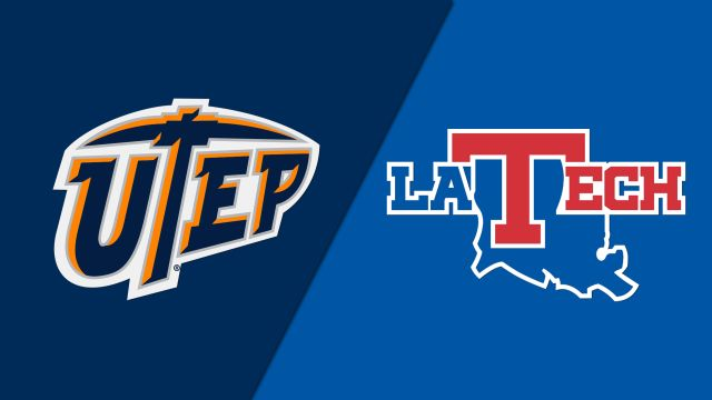 UTEP vs. Louisiana Tech