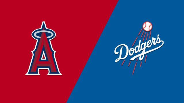 Los Angeles Angels of Anaheim vs. Los Angeles Dodgers