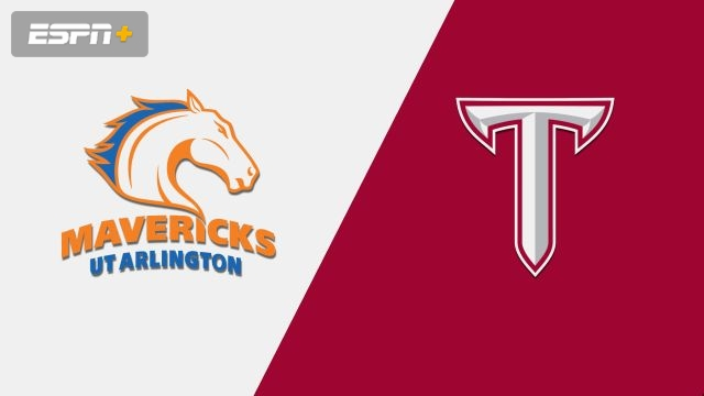 UT Arlington vs. Troy (W Basketball)