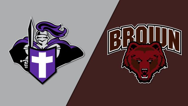 Holy Cross vs. Brown (W Hockey)