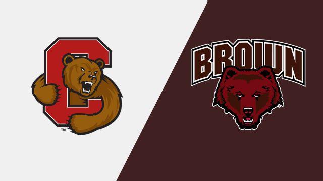 #8 Cornell vs. Brown (M Hockey)