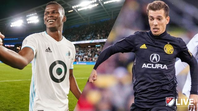 Minnesota United FC vs. Columbus Crew SC (MLS)