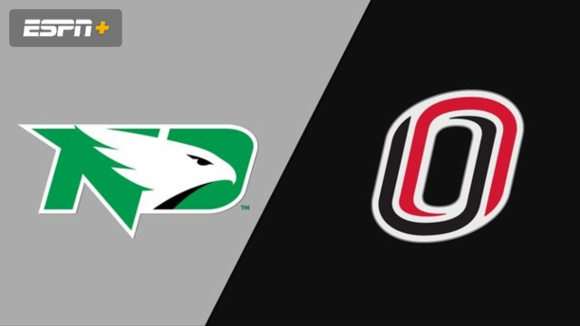 North Dakota vs. Omaha (M Basketball)