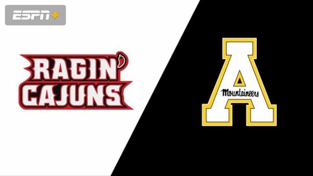 Louisiana vs. Appalachian State (W Basketball)