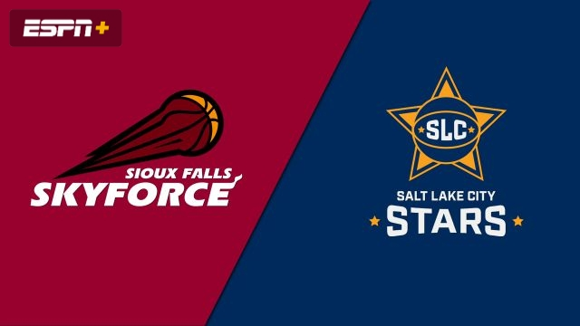 Sioux Falls Skyforce vs. Salt Lake City Stars