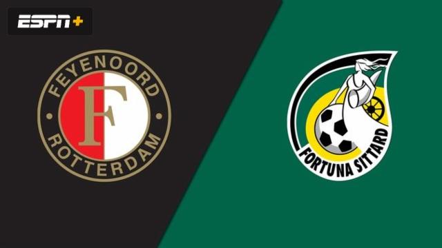 Feyenoord vs. Fortuna Sittard (Eredivisie)
