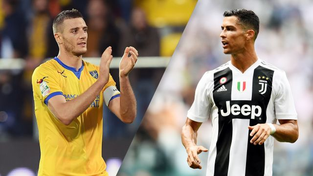 Frosinone vs. Juventus (Serie A)