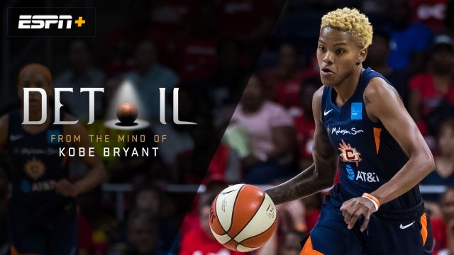 Kobe Bryant: Breaking Down Courtney Williams