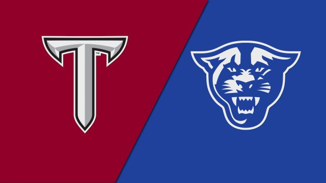 Troy vs. Georgia State (W Basketball)
