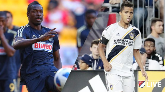 Philadelphia Union vs. LA Galaxy