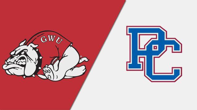 Gardner-Webb vs. Presbyterian (Baseball)