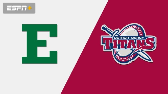 Eastern Michigan vs. Detroit Mercy (M Basketball)