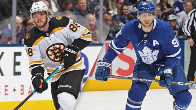 Boston Bruins vs. Toronto Maple Leafs