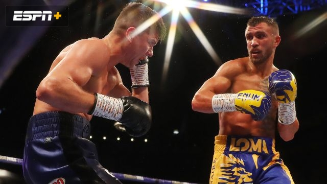 Vasiliy Lomachenko vs. Luke Campbell (Main Event)