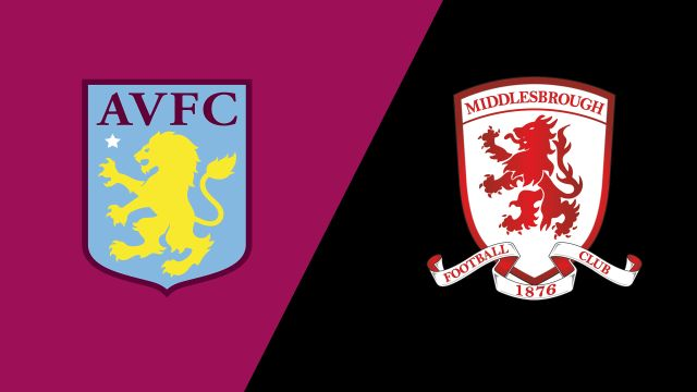 Aston Villa vs. Middlesbrough (Semifinals, Second Leg) (English League Championship Playoff)