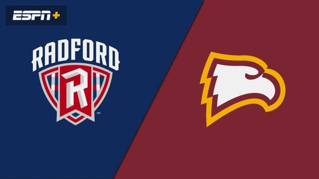 Radford vs. Winthrop (W Volleyball)