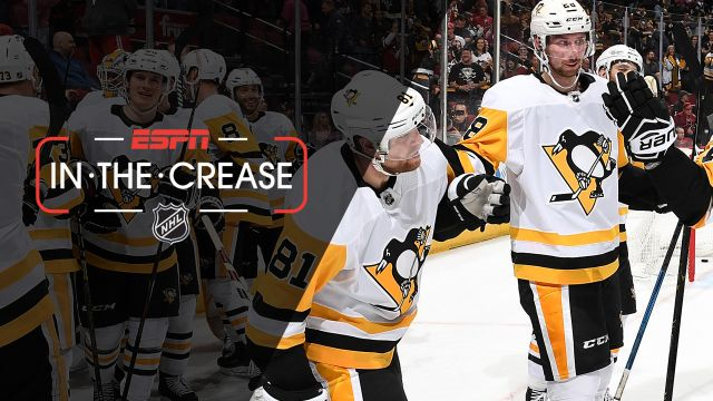 Fri, 1/18 - In the Crease: Kessel leads Pens past Coyotes
