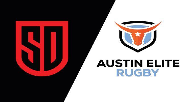 Austin Elite Rugby vs. San Diego Legion