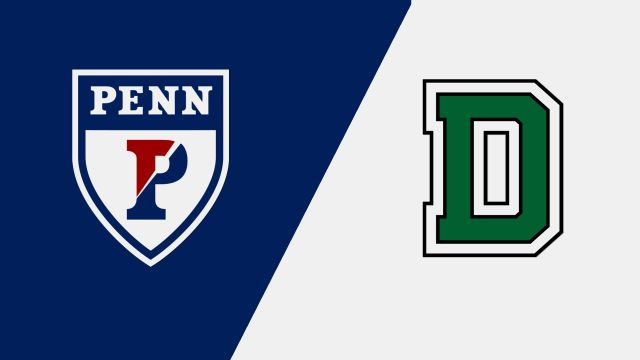 Pennsylvania vs. Dartmouth (W Basketball)